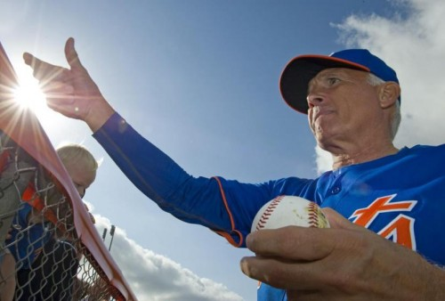 terry collins spring training