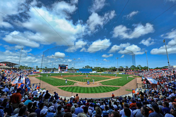 2014 Spring Training Schedule