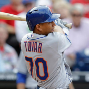 2014 Mets Top Prospects: No. 25 Wilfredo Tovar, SS