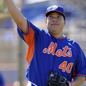 Bartolo Colon Held Out Of Workouts Due To Tight Calf