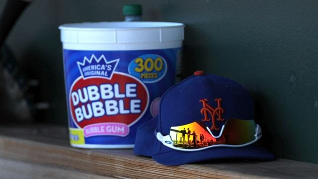 Mets cap dubble bubbe USA TODAY
