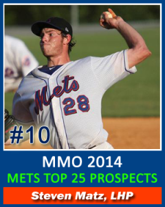 Top 25 Prospects matz 10