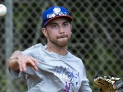 Anthony Seratelli Has A Shot To Make Big League Team