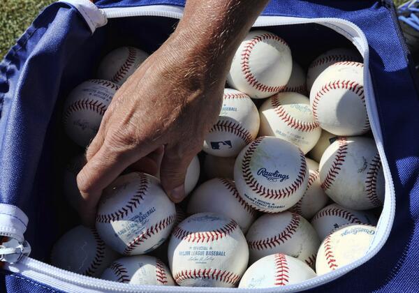 bucket of baseballs – Metsmerized Online