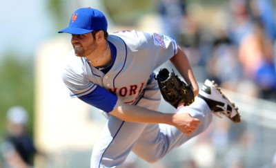 MLB: Spring Training-New York Mets at Miami Marlins