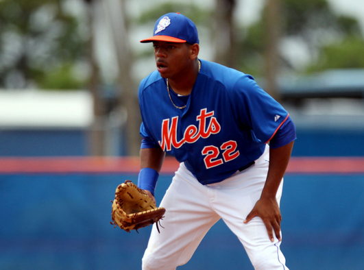 Five Mets Featured On MLB's Midseason Top 100 Prospects