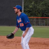 It's Clear That Ike Davis Is The Best Option At First Base For The Mets