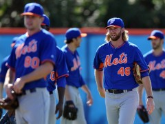 Spring Training Recap: Nationals 5, Mets 4