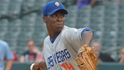 Rafael Montero Named PCL Pitcher of the Week