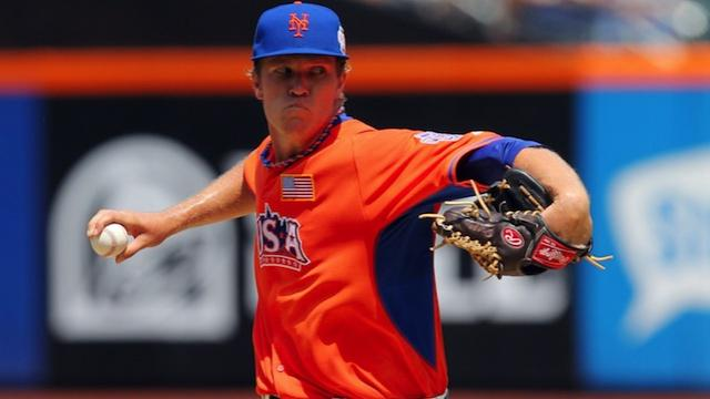 2014 Mets Top Prospects: No. 1 Noah Syndergaard, RHP