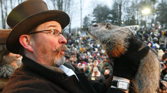 How Punxsutawney Phil Predicts the Mets Season