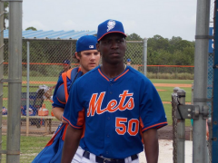 Rafael Montero To Throw First Pitch Of Mets Grapefruit League Season