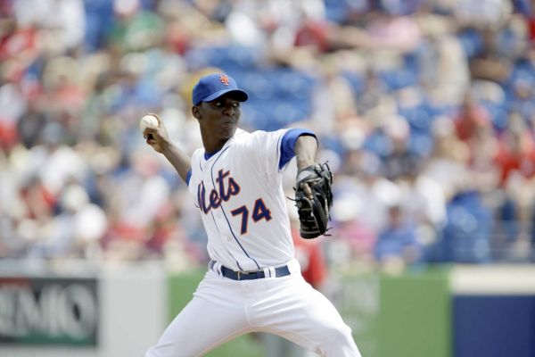 2014 Mets Top Prospects: No. 3 Rafael Montero, RHP