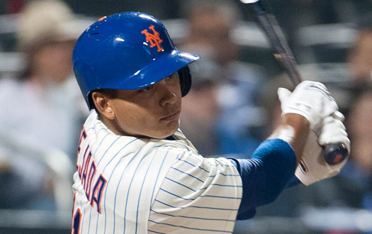 Ruben Tejada Leads The Mets With A .400 OBP