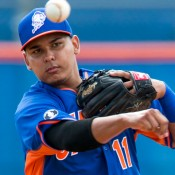 Ruben Tejada: Stage Fright?