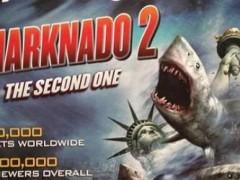Sharknado 2 Filming At Citi Field Today