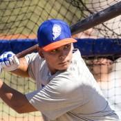 Ruben Tejada Looked Impressive In The Cage