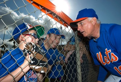 terry collins Mets Spring Training