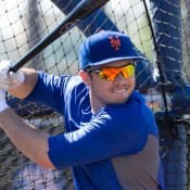 D'Arnaud Is Heating Up, Would Love To See Him Bat Second