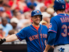 David Wright Never Lost Faith In Matt Harvey