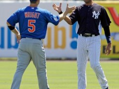 Derek Jeter and David Wright: Two New York Baseball Icons