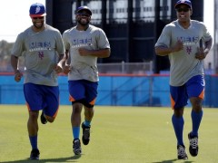 2014 Mets Outfield Projections
