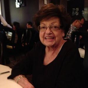 R.I.P. Adrienne Djaha 1933 - 2014