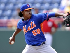 Mejia Gets A Clean Bill Of Health For Friday's Start