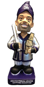 Cuddyer gnome Rockies