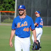Mets Option deGrom and Walters to Triple-A