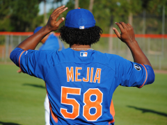 Mejia and Recker Could Become Super Two Eligible