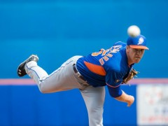 Mets Farm Report: Thor Solid, Strikes Out Eight In Losing Effort