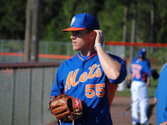 Alderson Confirms Syndergaard May Not Debut For Mets This Season
