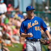 Syndergaard Throws Seven Strong Innings