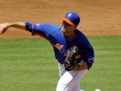 Mets Announce Dillon Gee Will Start Opening Day
