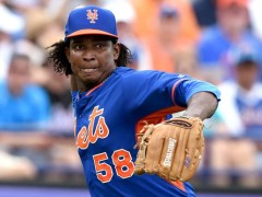 Mejia Shows Some Much Needed Sizzle, Energy and Emotion