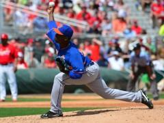 Rafael Montero To Make Mets Debut Wednesday