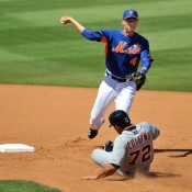 Wilmer Flores Optioned, Will Begin Season At Triple-A