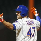 Mets Notes: Andrew Brown and Juan Centeno Claimed Off Waivers, Dice-K Headed To Japan