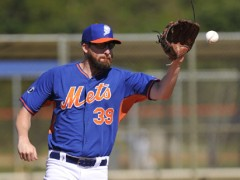 Parnell Taking His Time With Mets Bullpen Thriving