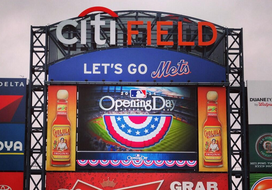 citi field opening day