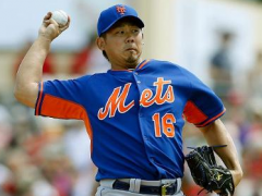 Mets Outright Lannan To Minors, Callup Dice-K