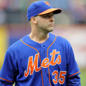 Gee Joins Impressive Group Of Mets Opening Day Starters