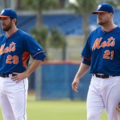Fear Was Not Holding Mets Back On Trading Davis and Duda