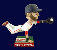 dustin pedroia bobble