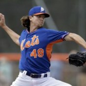 Mets Farm Report: deGrom Shines, Lutz Red Hot, Fulmer Pasted