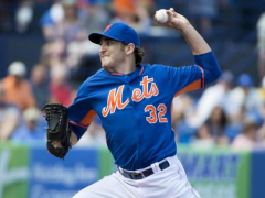 John Lannan Officially Added To Mets 40-Man Roster