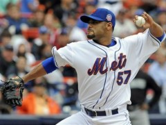 Johan Santana Signs With The Blue Jays