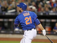 Duda is Mashing the Ball, Will Not Play in the Outfield