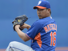 Mets Farm Report: Dice-K Throws Seven Scoreless, Nimmo Stays Hot